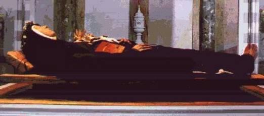 S. Chiara tomb 02