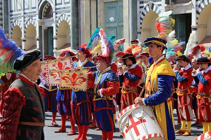 epiphany parade florence 001