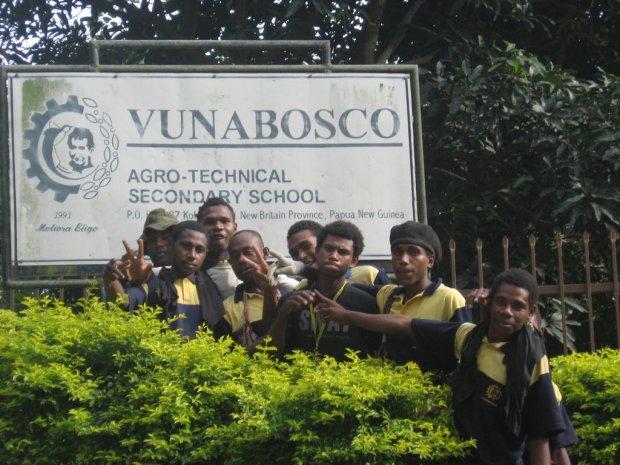 Vunabosco Rabaul