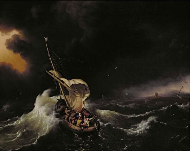 christ-in-the-storm-on-the-sea-of-galilee-ludolph-backhuysen