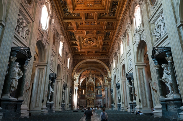 St. John Lateran interior