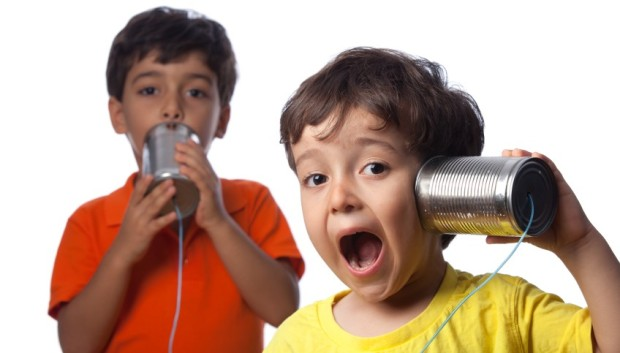 children communication