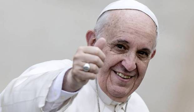 pope francis joy