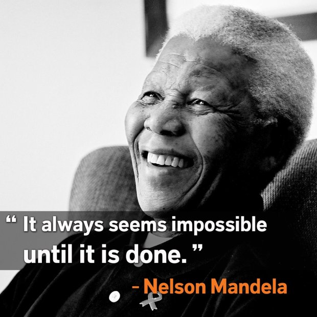 Nelson-Mandela-impossible