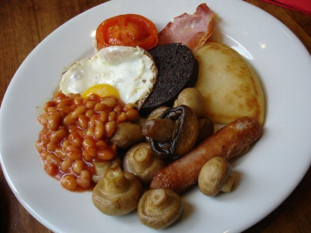 Scottish-Breakfast